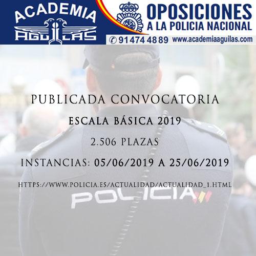 ESCALA BÁSICA 2019